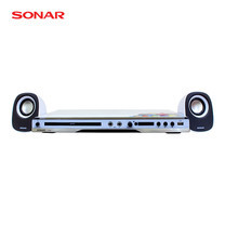 SONAR ชุดเครื่องเล่นดีวีดี รุ่น W-960 - White/Black