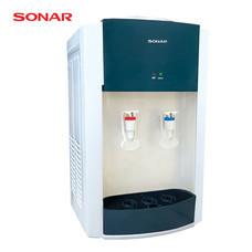 SONAR เครื่องกดน้ำร้อน-น้ำเย็นพร้อมถังน้ำพลาสติกอย่างดี รุ่น WD-ET365HC  ขนาด 18.9 ลิตร