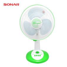 SONAR พัดลมตั้งโต๊ะ 12 นิ้ว SmartWind ตั้งเวลาได้ รุ่น EF-B184 - Green