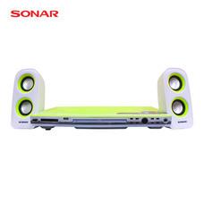SONAR ชุดเครื่องเล่นดีวีดี รุ่น UX-V111P - White/Green