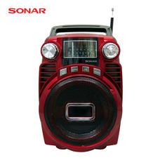 SONAR วิทยุลำโพงพกพา รุ่น CDX-P112 - Red