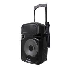 MC Rock ลำโพงเคลื่อนที่ขนาด 8 นิ้ว รุ่น DHT-720DF (A08)
