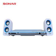 ชุดเครื่องเล่นดีวีดี SONAR รุ่น UX-V111P White/Blue