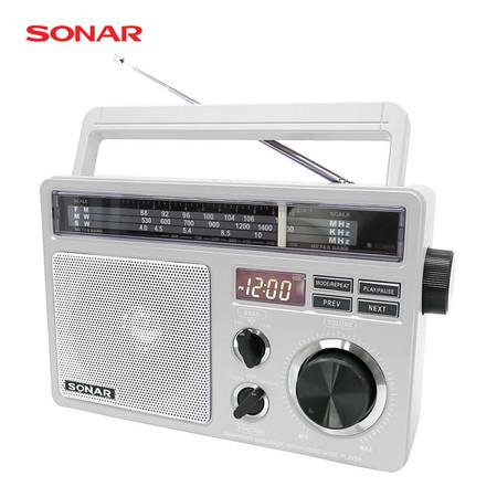 SONAR วิทยุ FM/AM รุ่น SP-103 - White