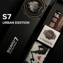 SUUNTO 7 Urban Edition - Smart Watch & Sport Watch สมาร์ทวอช นาฬิกาออกกำลังกาย ระบบ WEAR OS ประกันศูนย์ไทย 2 ปี - ทั้งหมด 5 สี