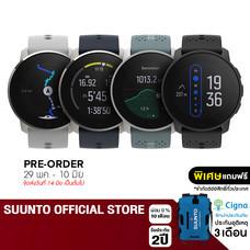 [Pre-Order] SUUNTO 9 PEAK สมาร์ทวอทช์ นาฬิกาออกกำลังกาย รุ่นใหม่ล่าสุด - จำหน่าย 4 สี ประกันศูนย์ไทย 2 ปี