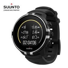 SUUNTO Spartan Sport Wrist HR Baro China Stealth นาฬิกา GPS มัลติสปอร์ต-ผจญภัย (วัดชีพจรผ่านข้อมือ/บารอมิเตอร์) รองรับเมนูภาษาไทย และการแจ้งเตือนภาษาไทย ฟรีฟิล์มกระจกกันรอย ประกันศูนย์ไทย 2 ปี