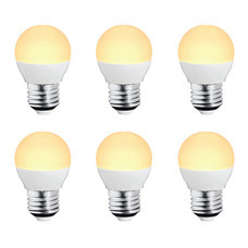 TDLIGHT LED BULB Giant 3W 3000K PACK 6 หลอด