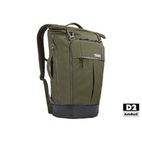 THULE กระเป๋าเป้ Paramount Laptop Backpack 24L รุ่น TRDP-115-FNT สี Forest Night