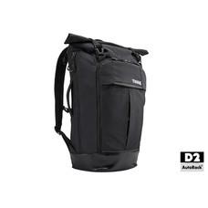 THULE กระเป๋าเป้ Paramount Laptop Backpack 24L รุ่น TRDP-115-BK 24L สี Black