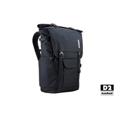 THULE กระเป๋ากล้อง Covert DSLR Rolltop Backpack รุ่น TCDK-101 สี Mineral
