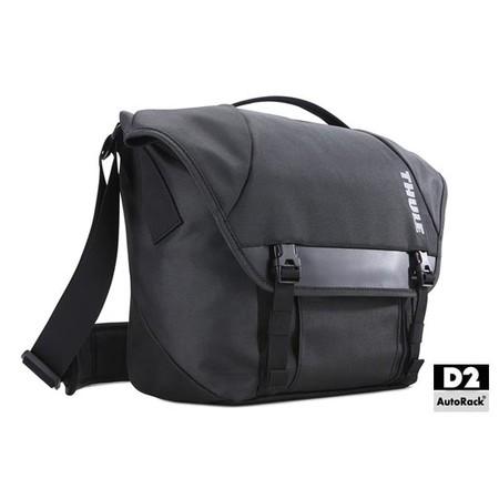 THULE กระเป๋ากล้อง Covert Small DSLR Messenger รุ่น TCDM-100 DS สี Black