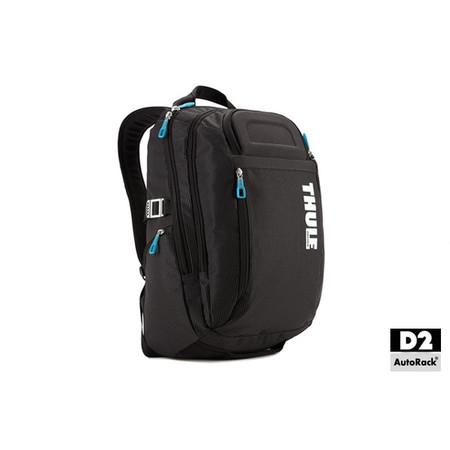 THULE กระเป๋าเป้ Crossover 21 L Daypack รุ่น TCBP-115 BK สี Black