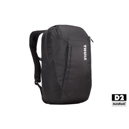 THULE กระเป๋าเป้ Accent 20 L Backpack รุ่น TACBP-115 สี Black