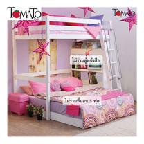 TOMATO KidZ เตียงสูง High Sleeper พร้อมฐานเตียง 5 ฟุต