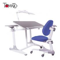 TOMATO KidZ ชุดโต๊ะเก้าอี้ปรับระดับ + โคมไฟ LED Intelligent 2.0