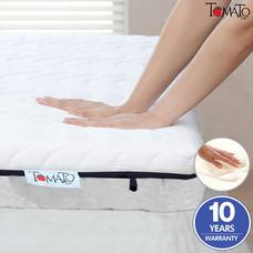 TOMATO KidZ ฟูกที่นอน 3.5 ฟุต Organic cotton Memory foam หนา 4.5 นิ้ว