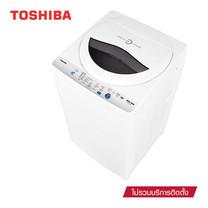 Toshiba เครื่องซักผ้าอัตโนมัติฝาบน 6.5 กก. AW-A750ST - สีขาว