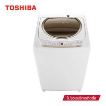 TOSHIBA เครื่องซักผ้าอัตโนมัติฝาบน 10 กก. AW-B1100GT