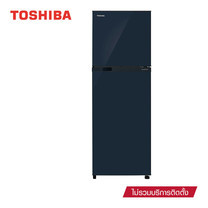TOSHIBA ตู้เย็นอินเวอร์เตอร์ 2 ประตู 8.2 คิว รุ่น GR-M28KUBZ(UB)