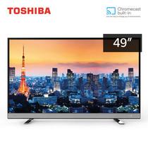 TOSHIBA Chromecast Ultra HD 4K Smart TV ขนาด 49 นิ้ว รุ่น 49U6750VT