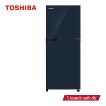 TOSHIBA ตู้เย็นอินเวอร์เตอร์ 2 ประตู 6.8 คิว รุ่น GR-M25KUBZ(UB)