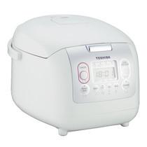 Toshiba หม้อหุงข้าว 1.0 ลิตร RC-10MM(WT)