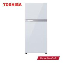 TOSHIBA ตู้เย็น 2 ประตู ขนาด 14.6 คิว GR-TG46KDZ(ZW)