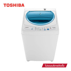 Toshiba เครื่องซักผ้าอัตโนมัติฝาบน 7.2 กก. AW-A820MT(WU) - สีขาว