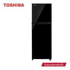TOSHIBA ตู้เย็นอินเวอร์เตอร์ 2 ประตู 8.2 คิว รุ่น GR-M28KUBZ(UK)