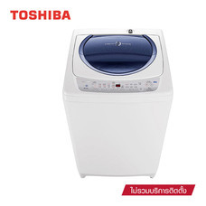 TOSHIBA เครื่องซักผ้าอัตโนมัติฝาบน 8 กก. AW-B900GT