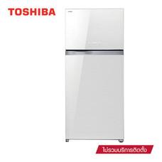 TOSHIBA ตู้เย็น 2 ประตู อินเวอร์เตอร์ ขนาด 19.9 คิวGR-WG67KDAZ