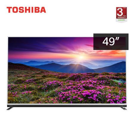 TOSHIBA Ultra HD 4K Android TV ขนาด 49 นิ้ว รุ่น 49U9750VT