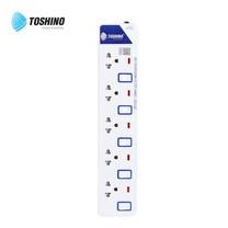 Toshino รางปลั๊ก มอก. 5 ช่อง ป้องกันไฟกระชาก สายยาว 3 เมตร ET-915