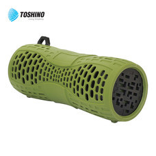 Toshino Wireless Speaker กันน้ำได้ B29-GR - Green