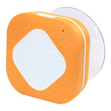 Toshino Wireless Speaker กันน้ำได้ BST15-OR - Orange