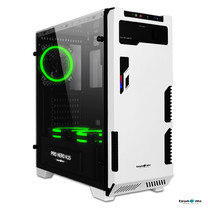 Tsunami Pro Hero Series K15 Neo Gaming Case (ATX/USB 3.0) (with Tempered Glass Transparent Panel) WGN