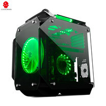 Coolman Gorilla Super ATX ( Best aero-cooling solution) Gaming Case KGN