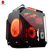 Coolman Gorilla Super ATX ( Best aero-cooling solution) Gaming Case KR