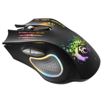 Tsunami Breathing Light 6D Optical Gaming Mouse (GM-03)