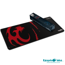 MP-01 (90X30X0.3 mm)Mousepad (Red)