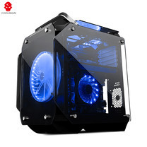 Coolman Gorilla Super ATX ( Best aero-cooling solution) Gaming Case KB