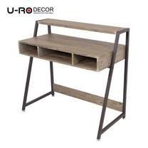 U-RO DECOR รุ่น INSPIRE Working /Computer Desk - Oak /Dark /Brown