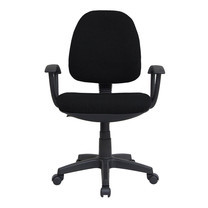 U-RO DECOR เก้าอี้สำนักงาน รุ่น PARMA-XL - สีดำ