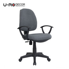 U-RO DECOR เก้าอี้สำนักงาน รุ่น PARMA-XL สีเทา