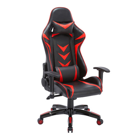 U-RO DECOR รุ่น ROBOT Recliner Gaming /Office Chair - Black /Red