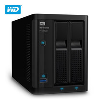 WD My Cloud PR2100 2 Bay/8TB (WDBBCL0080JBK-SESN)