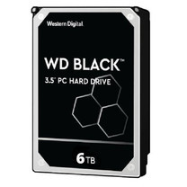 WD Internal Hard Drive BLACK 6 TB ฮาร์ดดิสก์ BLACK 6 TB HDD 3.5 (WD6003FZBX)