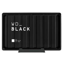 WD_BLACK D10 External GAME Drive 8 TB(WDBA3P0080HBK-SESN) ฮาร์ดดิสพกพา รุ่น WD_BLACK D10 Game Drive USB 3.2 Gen 1 ความจุ 8 TB