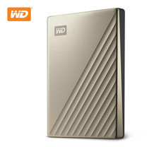 2 TB WD MY PASSPORT ULTRA GOLD WDBC3C0020BGD-WESN